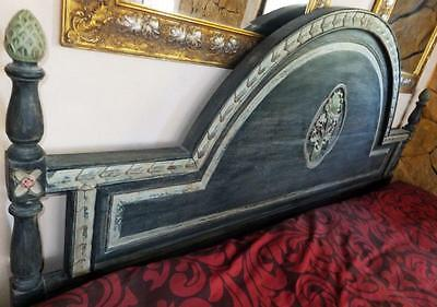 King Bed Bed Precious Wood Royal King Bed Letto Lit Cama Old Antique Antique