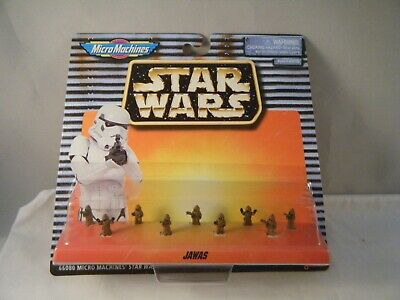 Star Wars Micro Machines JAWAS Galoob 1996