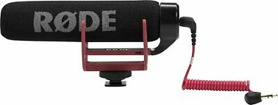 RODE VideoMic Microphone On-Camera Microphone + Windshield for Canon Nikon DSLR