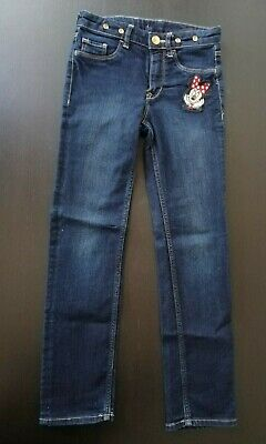 Girls H&M Disney Minnie Mouse Slim Fit Pants Size 7-8 Years EUR 128 Pre-owned