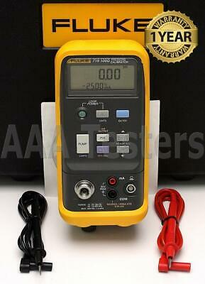 Fluke 719 100G Electric Pressure Calibrator 719-100G