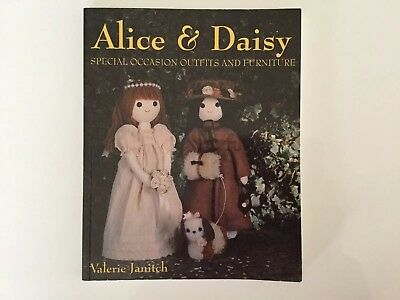 Alice and Daisy: Special Occasion Outfits and Furniture (Alice & Daisy) Rag Doll