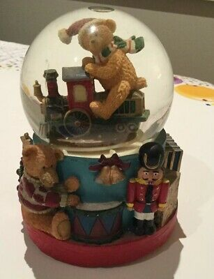 Kcare MUSICAL SNO MOTION WATER GLOBE-SNOW DOME- CHRISTMAS NATIVITY SCENE