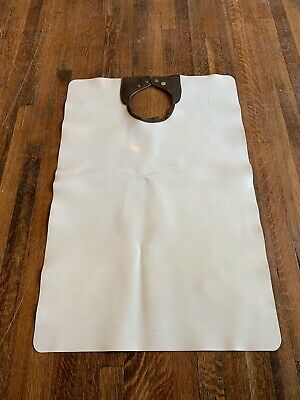 Vintage Army 0.33mmPb  X-Ray Radiation Protective Apron Lead Vest Cover