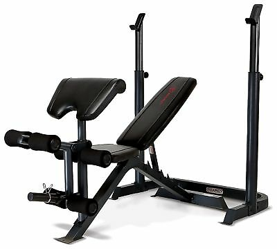 Marcy BE3000 Bench & Squat Rack.