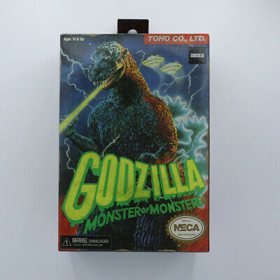 "NECA Godzilla Video Game NES Monster of Monsters 12"" Inches Head to Tail"