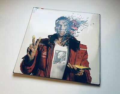 Logic - Confessions Of A Dangerous Mind Vinyl (2LP) - LIMITED EDITION - In Hand