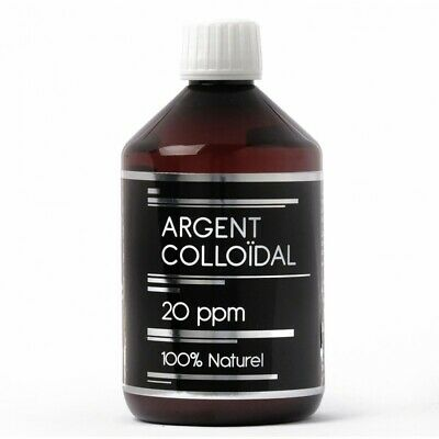 NUTRIVIE  Argent Colloïdal - 500ML