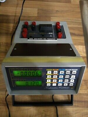 Beamex TC 303 Temperature Calibrator