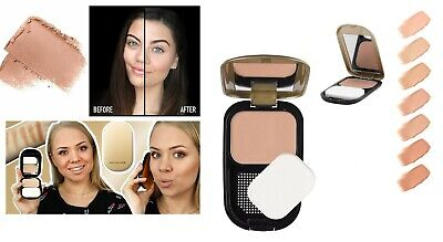 Max Factor Facefinity Compact Foundation, Choose Your Shades