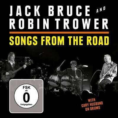 Jack Bruce & Robin Trower - Songs From The Road: Live 2009
