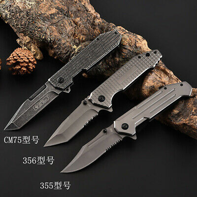 SD129 Tactical Folding Knife Pocket Camping Survival Outdoor Hunting Knives tool