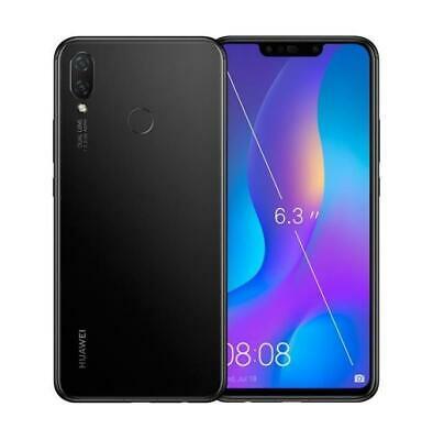 Huawei SMARTPHONE P SMART PLUS 2019 64GB MIDNIGHT NERO DUAL SIM GARANZIA ITALIA
