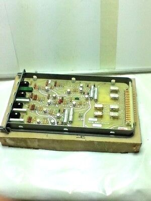 Bailey Controls 6625066D1 Power Supply Module