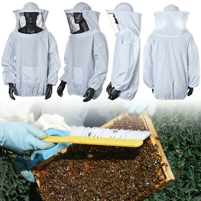 Beekeeping Suits Cotton Siamese Anti-bee Suit M L XL XXL Size for Women Mens R