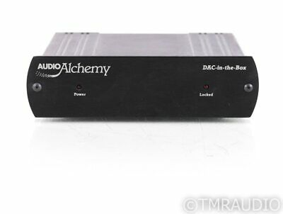 Audio Alchemy DAC-In-The-Box DAC; D/A Converter