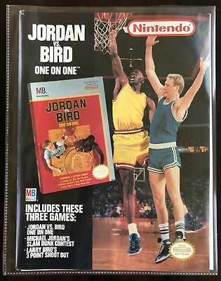 Collectibles Advertising-Print Vintage Chicago Bulls Michael ...