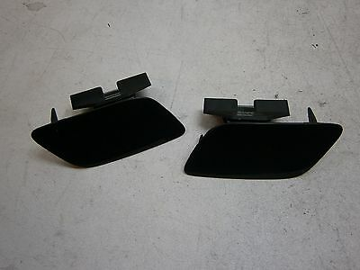 13-16 AUDI S4 A4 S-Line Front Bumper Right Headlight Washer Cover OEM 8K0955276H
