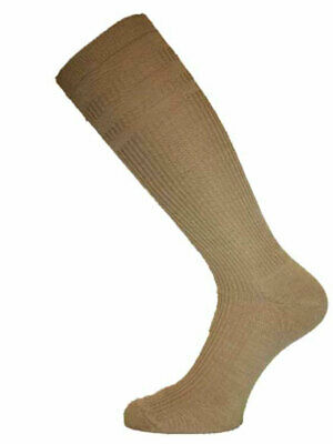 HJ Hall Long Wool Rich SOFTOP Socks HJ98