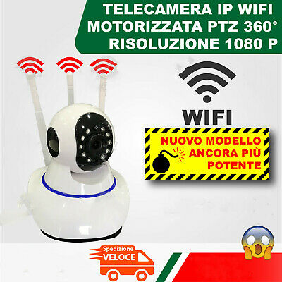 1080P/720P Wireless Webcam Surveillance IP Camera Home Security Wifi Hd Ix