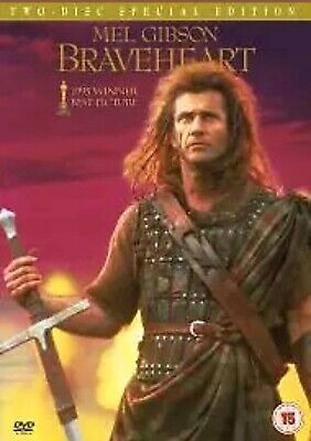 Braveheart (DVD, 2004, 2-Disc Set) Special Edition -  Mel Gibson