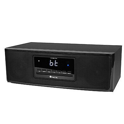 NGS Sky Box 60W Premium BT Speaker with CD Player