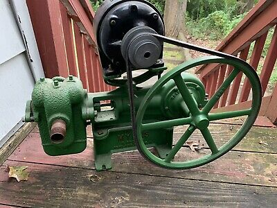 ANTIQUE VINTAGE F.E.MYERS WATER PUMP Cast Iron