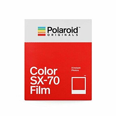 Polaroid Originals Color Film for SX-70 (4676) (Single|Color Film)
