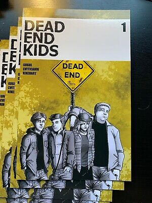 Dead End Kids #1 Source Point Press Please See Pics