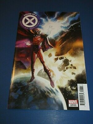 House of X #6 Huddleston Magneto Variant Cover Awesome Hot X-men Title NM Gem