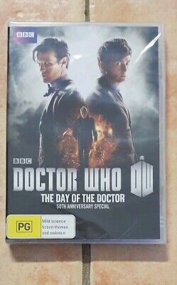 Doctor Who The Day of the Doctor (Matt Smith, Jenna-Louise Coleman) free postage