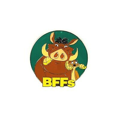 Disney Parks BFFs Mystery Pin Collection Pumbaa and Timon Pin New
