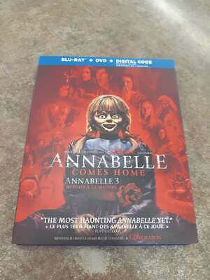 Annabelle Comes Home // Annabelle 3 ** Canadian Digital Code **