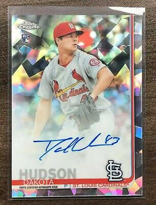 2019 Topps Chrome Sapphire Rookie Autographs ~ Pick your Card