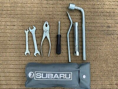SUBARU Legacy Impreza Tool Kit And Bag