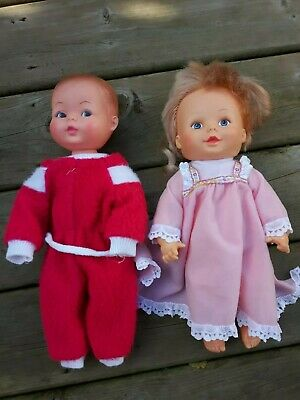 Vintage Canadian Doll Lot . Regal And Reliable Toy Co.