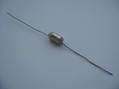 """20 x NOS axial polystyrene """"Styroflex"""" capacitors 5000pF 5nF 5%"""