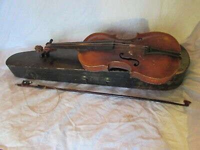 Joseph Stainer Violin Made in Germany with Case Very Old Estate