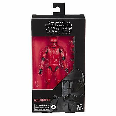 Star Wars Rise of Skywalker - Red Sith Trooper Black Series 6-in Figure In Stock