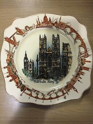A.J Wilkinson Burslem England Serving Plate