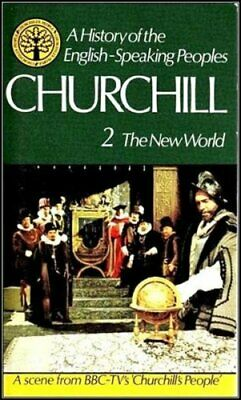 The New World, Winston S. Churchill, Used; Good Book