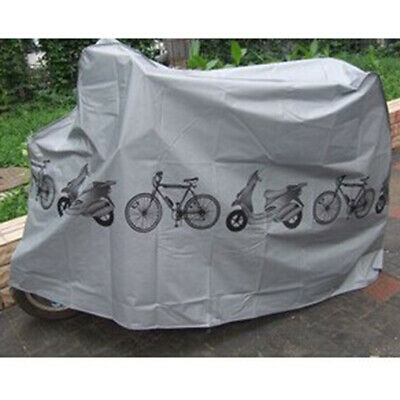 Bicycle Waterproof Protector Riding Rain Cover Motorcycle Scooter Dust Cover