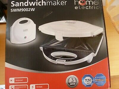 Sandwichmaker home electric SWM9002w