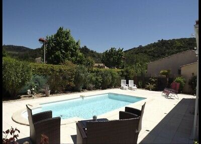 French Villa For Sale Languedoc SW 3 Bedroom 2 Bath Saltwater Pool .. Stunning