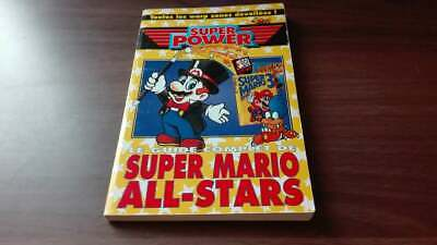 Guide Complet Super Mario All-Stars Super Nintendo SNES Super Power FR
