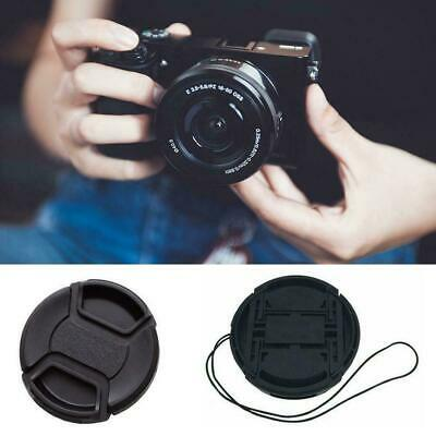 62mm/67mm Lens Cap Cover For Canon Nikon Sony Pentax DSLR Sigma Tamron Use A2G6