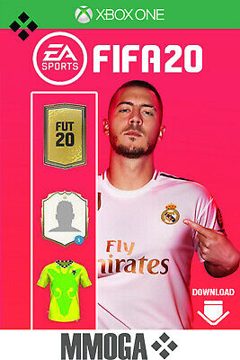 [Xbox One] FIFA 20 FUT Gold Packs - Download Code DLC Key - DE/Worldwide