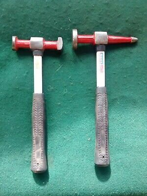 2 X Sealey Panel Beaters hammers, Tin smith Tools.