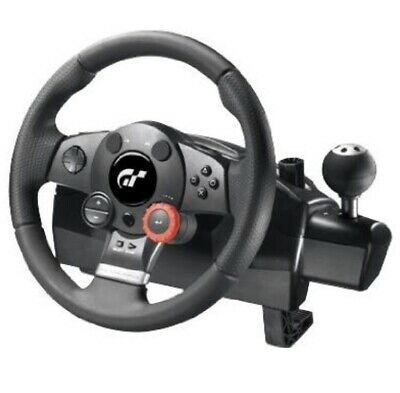 Volante PC/Ps3 Logitech Driving Force GT