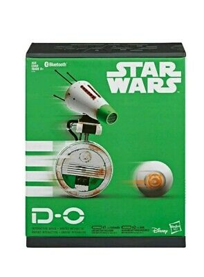 Star Wars Episode IX D-O Interactive Droid Hasbro Target Exclusive Bluetooth NEW